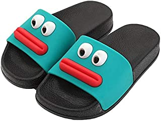 Kidofash Unisex Kids Soft Flip-Flops Slippers for Boys and Girls