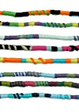 Bright Colors Hippie Hair Extension, Qty: 1 Dreadlocks Accessory, Dread Wrap, Hair Fall, Hair Wrap, Colorful Accessories for Dreads, Braids, Curls