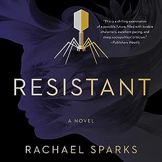 Resistant: A Novel audiobook cover art