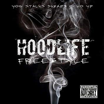Hoodlife Freestyle (feat. Skraps, Ocho & Yp)