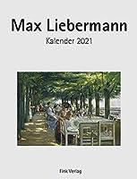 Max Liebermann 2021 Kunst-Einsteckkalender