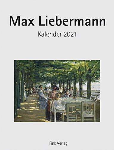 Max Liebermann 2021: Kunst-Einsteckkalender