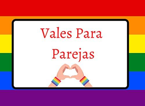 Vales Para Parejas: San Valentin Regalo Romantico / Cumpleaños / Navidad / Aniversario / Amor