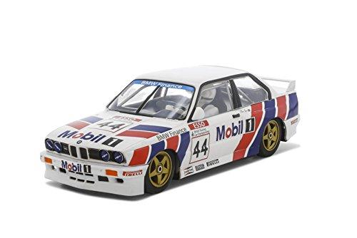 Scalextric C3782 BTCC BMW E30 M3 - Steve Soper, Donnington Park 1991' Coche