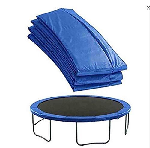 WMWJDQ Spring cover, garden trampoline kit, edge cover, safety net, rain cover, ladder, bottom skirt,8FT