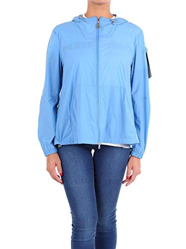 Luxury Fashion   Peuterey Dames PED318701191487294 Blauw Polyamide Outerwear Jassen   Seizoen Outlet