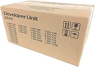 Kyocera Mita Genuine Brand Name, OEM DV172 (DV-172) Developer Unit (302LZ93020) (100K YLD) for FS-1320D, FS-1370D, FS-1370DN Printers