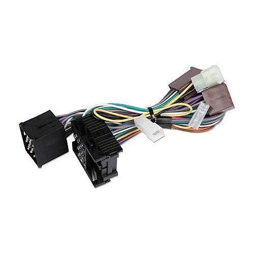Blaupunkt Adapter Kabel THA PnP/i-sotec Verstärker für BMW (Rundkontakt) - 7607622017001 AD-0100