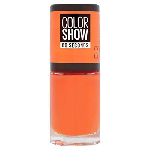 Maybelline Color Show 60 Segundos -Barra de labios- nº 33 Lux Lobster