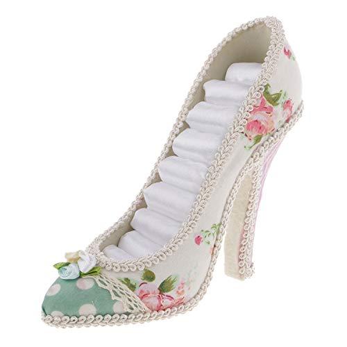 Desconocido Caja clásica para Pendientes, Zapato de tacón