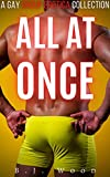 All At Once: A Gay Group Erotica Collection