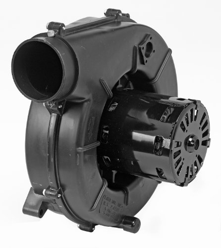 Fasco A197 3.3' Frame 3 Phase Specific Purpose Blower with Ball Bearing, 1/70HP, 1500-4700rpm, 33-110V, 60Hz, 1 amps
