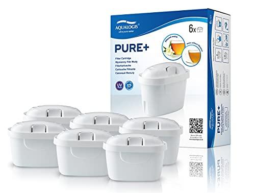 Aqualogis Pure+ Cartouche Filtrante Compatible avec Maxtra+...
