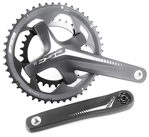 Outdoors Insight FSA Omega 10/11s Road Bike Compact 19mm Megaexo Crankset 172.5mm 48/32T 569g New