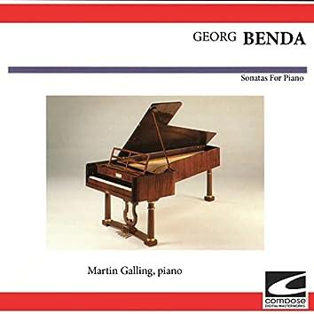 Georg Benda - Sonatas for Piano