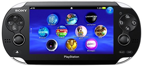 Sony PlayStation Vita Wi-Fi (Renewed)