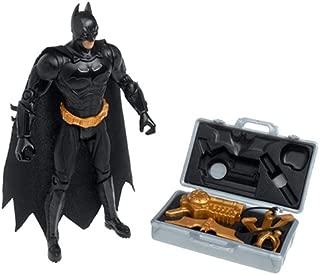 Target Exclusive Batman Begins Silver Battle Gear Figure