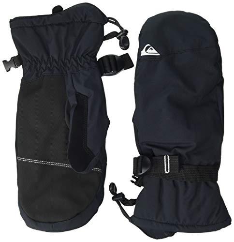Quiksilver Mission-Gants de Snow/Ski pour Homme, True Black, FR : M (Taille Fabricant : M)