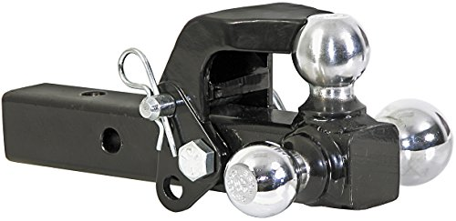 Buyers Products Tri-Ball Truck Hitch with Pintle Hook