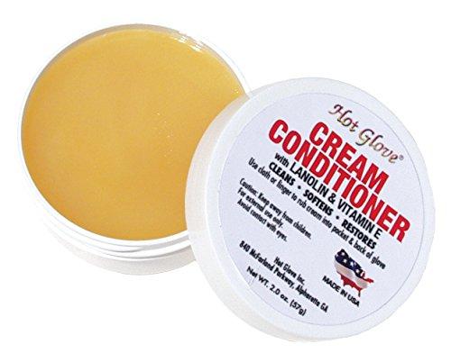 Hot Glove Cream Acondicionador para guante Maitenance y guante de cuidado de cuero, Multi, Talla única (107)