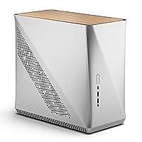 Fractal Design Era ITX Silver ミニタワーPCケース ホワイトオーク柄天板モデル FD-CA-ERA-ITX-SI CS7489