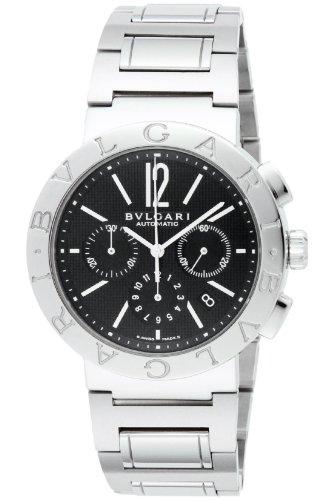 [ブルガリ]BVLGARI 腕時計 BB42BSSDCH ブルガリブルガリ ブラック メンズ [並行輸入品]