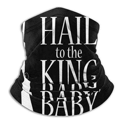 MissFortune Evil Dead Hagel an den König Baby Duke Nukem, Trucker Cap Gesichtsschutz Bandanas für Staub, im Freien, Festivals, Sport