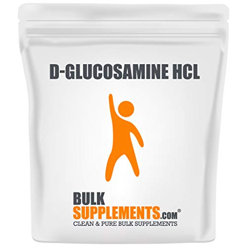 BulkSupplements Glucosamine HCL Powder (1 Kilogram)