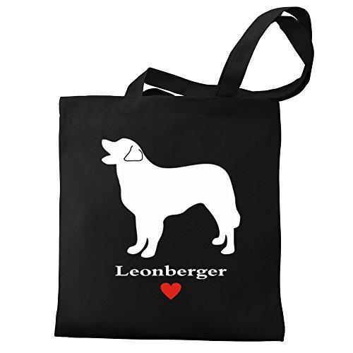 Eddany Leonberger Love Bereich für Taschen
