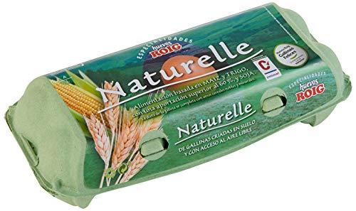Roig Naturelle - Huevos frescos L de gallinas criadas en suelo 10 unidades