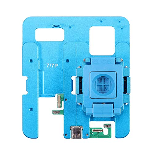 Unbekannt Gute JC T7 Nand Pcie Flash HDD Motherboard Reparatur Test Fixture Tool for iPhone 6s / 6s Plus / 7/7 Plus Eagernessyan