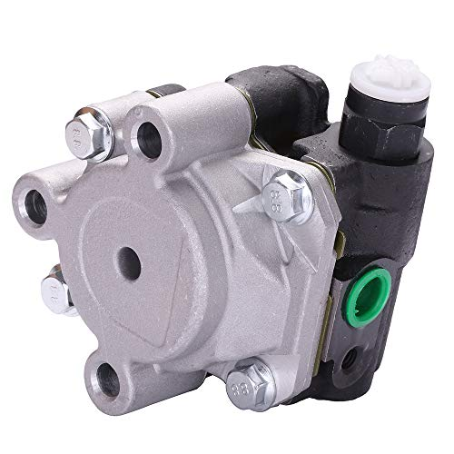 SCITOO Power Steering Pump 1998-2000 for Toyota Corolla,1998-2000 for Chevrolet Prizm, 21-5168 Power Assist Pump