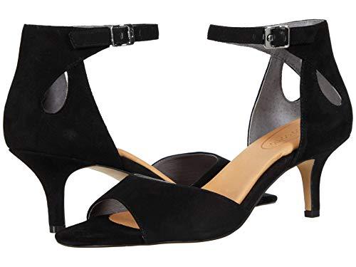 CC Corso Como womens Dekota High Heel Pump, Black Suede, 9.5 US