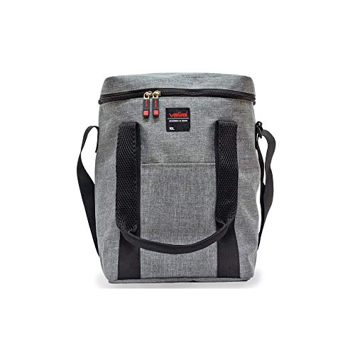 Valira Polar - Bolsa térmica Stone Washed 16 L, color gris
