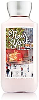 Bath & Body Works Shea & Vitamin E Lotion New York Big Apple Caramel