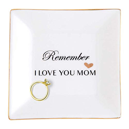 Birthday Gifts for Mom, Mothers Day Gifts for Mom from Daughter, Mom trinket dish, Mother In Law...