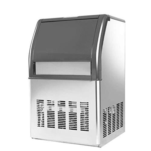 Máquina de hielo de 176 lb / 24 h con 44 lb de capacidad de almacenamiento Máquina de hielo 55...