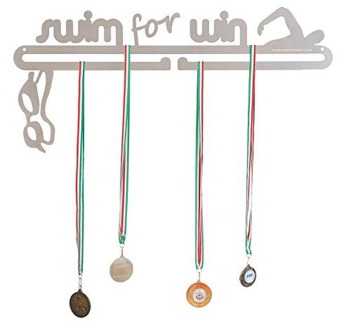 Medaillenhalter   Medaillen Anzeige - Medaille Wand   Schwimmen Medaille Display   Stellen Sie Ihre Leistungen zur Schau   Stellen Sie Ihre Medaillen zur Schau  Italienisches Design