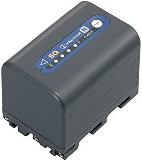 Sony NP-QM71D Super Quick High Capacity InfoLithium Camcorder Battery for DCRDVD301 & HDRSR1