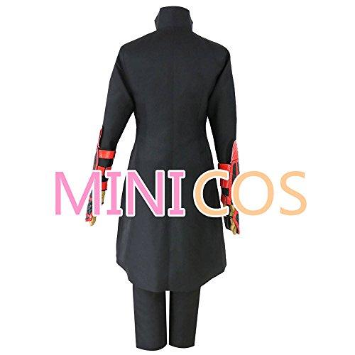 『【女性Lサイズ】コスプレ衣装 刀剣乱舞 加州清光 新バージョン 風 【MINICOS】』の4枚目の画像