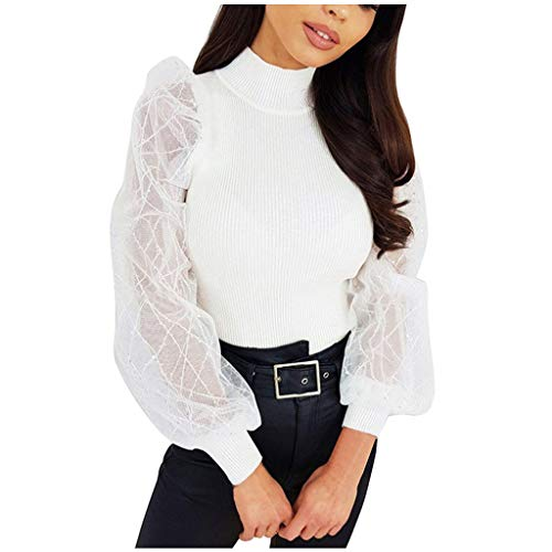 Haut Transparent Blanc D'Ete Sweat-Shirt Cooper Froufrou Rock Tee Top Allaitement Chemisier Chic Tendance Epaule Nu Frange Femme t Shirts Best Friends Blouses Haut Ample lot Shirt Blanc