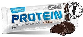 maxsport Nutrition Zero% transfettsäuren sin gluten proteína cerrojo 24 unidades)