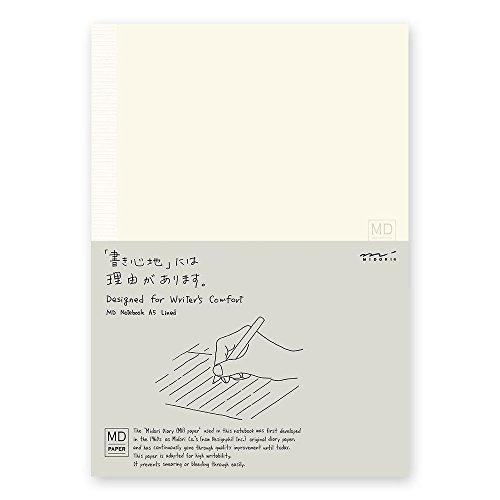 Midori 15191006Papier-Notizbuch, A5