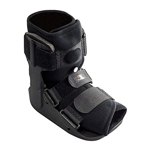 Soporte para Fractura de Tobillo - Soporte Liviano y Bota Protectora para Lesiones de Pie y Tobillo - Ideal para Fracturas, Post Cirugías de Ligamentos y Tendones, Torceduras y Tendón de Aquiles 🔥