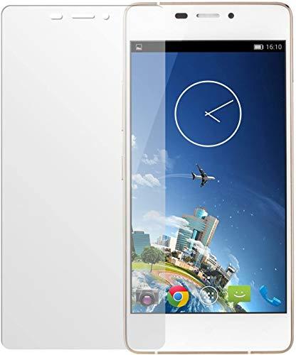 dipos I 2X Schutzfolie matt kompatibel mit Kazam Tornado 348 Folie Bildschirmschutzfolie