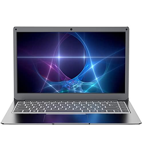 Jumper 13.3 Portatile 4 GB DDR3 64 GB eMMC Microsoft Office 365 Notebook Windows 10 Laptop Intel CPU WiFi dual band Bluetooth 4.2 Tastiera QWERTZ Memoria Espandibile SSD 1TB e 256GB TF