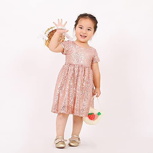 Childrens sequin dresses _image1