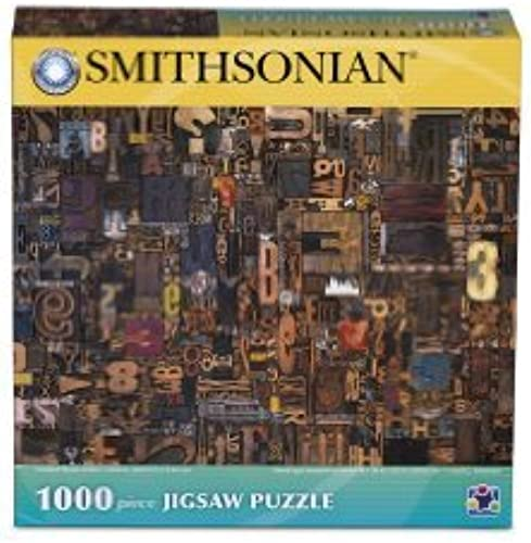 Smithsonian an American Puzzle 1000 pieces Jigsaw Puzzle by Discovery Bay Games