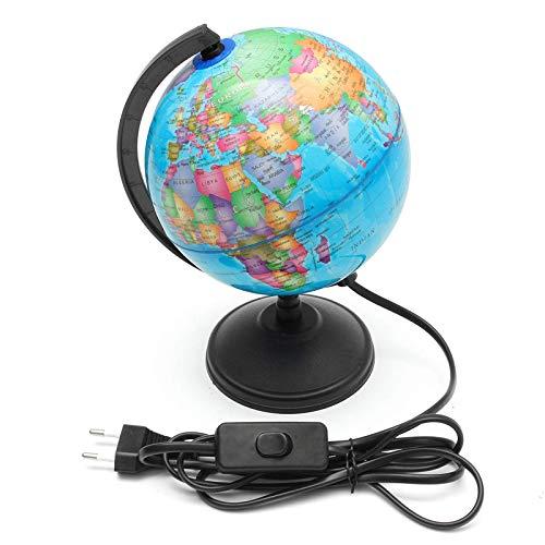 Lámparas De Escritorio ToqueMundo Tierra Globo Atlas Mapa Geografía Educaciónpara Trabajar