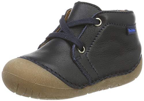 Richter Kinderschuhe Baby-Jungen Richie Sneaker, Blau (Atlantic 7200), 19 EU